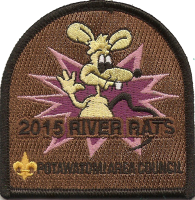 River Rats 2015 Patch