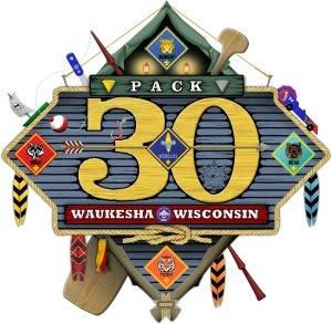Pack 30 Logo