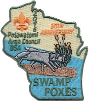 Swamp Fox 2016 Patch