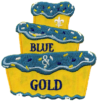 Blue & Gold 2017 Patch