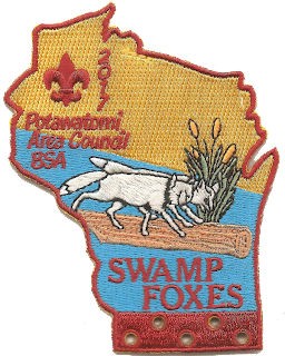 Swamp Fox 2017 patch