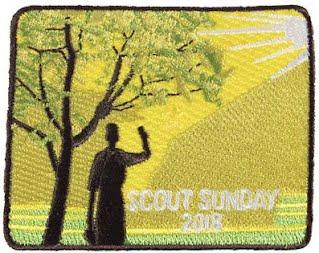 Scout Sunday Patch