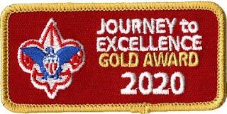 JTE Unit Gold 2020